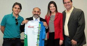 Ministro do Esporte conhece projetos de competições de motociclismo em Minas