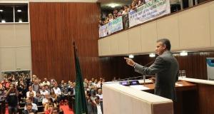 Deputado Gilberto Abramo anuncia  metas de crescimento para o PRB no Estado
