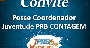 Posse Coordenador JPRB Contagem