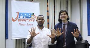 Luquinha da Associação Sol Nascente é o  novo coordenador do PRB Juventude Santa Luzia