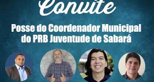 Sabará terá novo Coordenador Juventude PRB