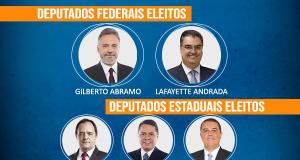 PRB Minas tem cinco deputados eleitos que somam mais de 920 mil votos