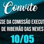 POSSE DA COMISSÃO EXECUTIVA DE RIBEIRÃO DAS NEVES